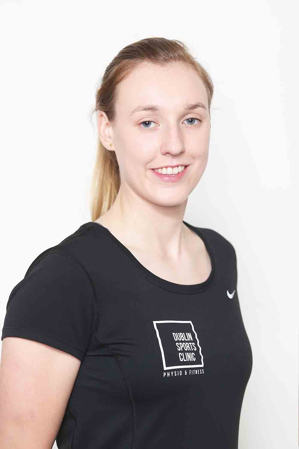 Catherine Simpson Physiotherapist