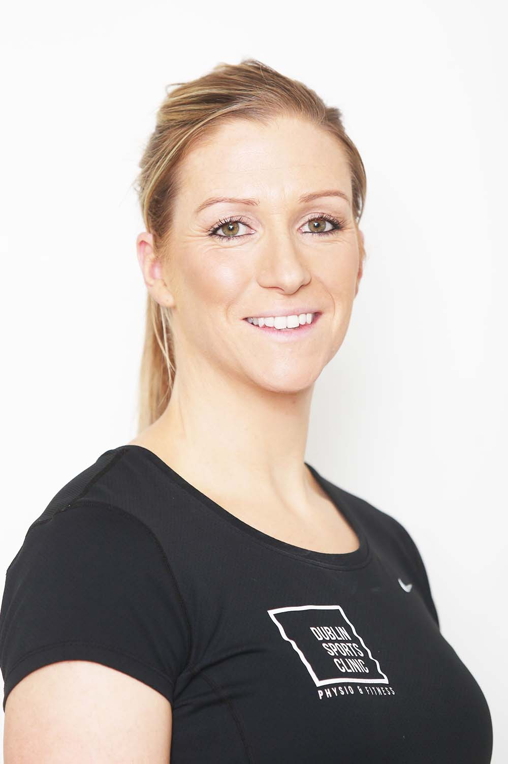 Fiona Oppermann Director of Dublin Sports Clinic