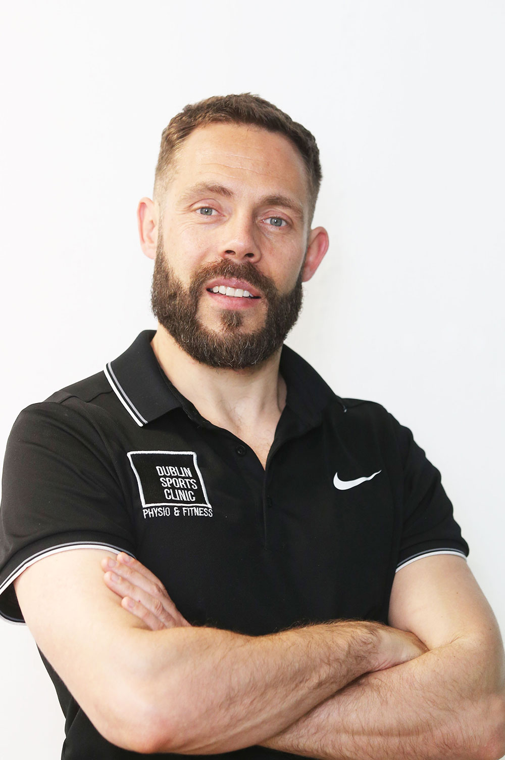 Paul Oppermann Director of Dublin Sports Clinic