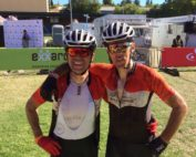 Mark Kidd & Robert Kehoe complete Cape Epic 2018