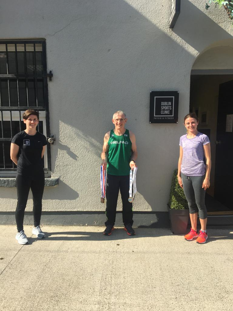 Clint of the Month Dublin Sports Clinic